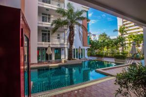 The swimming pool at or near Haven Lagoon Condominium - Haven Serviced-Apartments