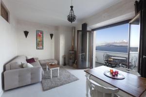 Zona de estar de La Residencia Tarifa