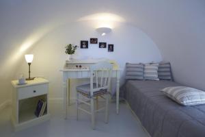 Posezení v ubytování Cori Rigas Suites