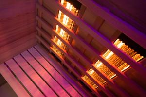 Spa and/or other wellness facilities at Chic Appart