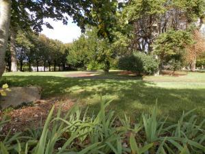 Jardin de l'établissement Holiday home Le Marronier