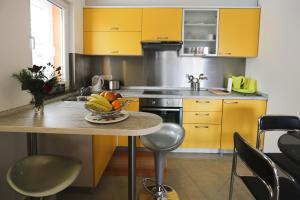 A kitchen or kitchenette at Apartments Marijana