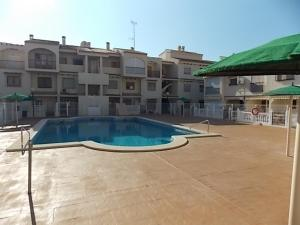 The swimming pool at or near Duplex Puertosol