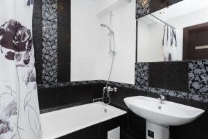 A bathroom at Apartment Il'icha