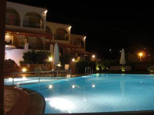 The swimming pool at or near Aretousa