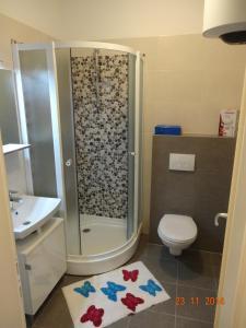Un baño de Apartments Svoboda