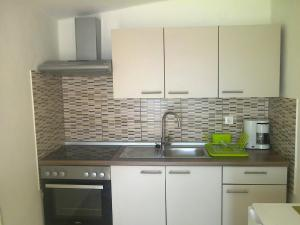 A kitchen or kitchenette at Apartment Matea
