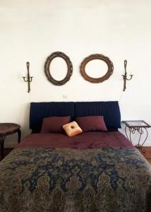 Un ou plusieurs lits dans un hébergement de l'établissement Studio Monaco (133)