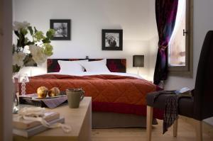 Un ou plusieurs lits dans un hébergement de l'établissement CGH Résidences & Spas Le Jhana
