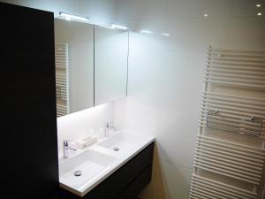 Salle de bains dans l'établissement Residentie Sweetnest