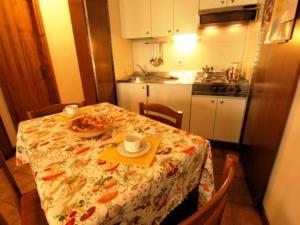 Zona de menjador de l'aparthotel