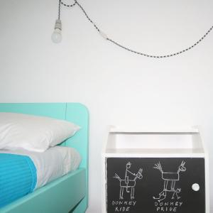 A bed or beds in a room at Bluelife