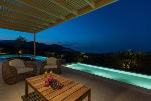 Balcone o terrazza di Villa Ianira