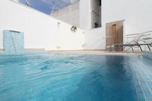 The swimming pool at or near Sitges Centre Mediterranean House