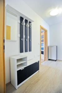 A seating area at Apartmani Roko