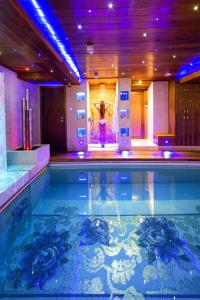 The swimming pool at or near Mała Anglia - Boutique Apartments & SPA