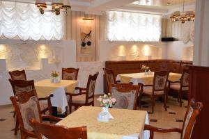 Ресторан / где поесть в Апарт-отель «Горный Хрусталь»