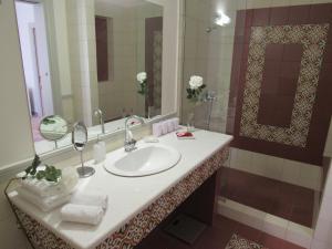 Uma casa de banho em Kerameion