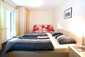Postelja oz. postelje v sobi nastanitve Premium Apartment in Village Lipa