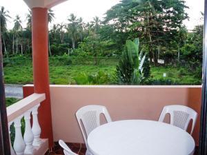 Balcone o terrazza di Casa Lily & Coco