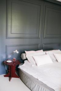 Letto o letti in una camera di Natural Home Apartment