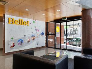 Vestíbul o recepció de Hello Lisbon Marques de Pombal Apartments