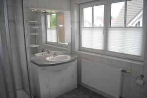 Koupelna v ubytování Haus Granitzhof