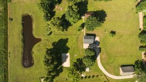 A bird's-eye view of Holiday home Uzbazes