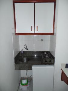 Una cocina o zona de cocina en Residencial Valparaíso