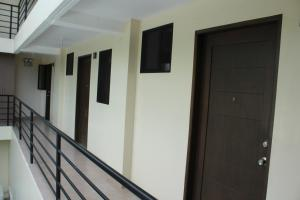 A television and/or entertainment center at Anahaw Studio Suites