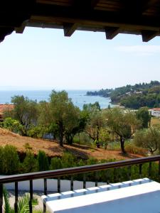 A balcony or terrace at Villa Anna Maria