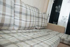 Кровать или кровати в номере Richhouse on Gogolya 33-1