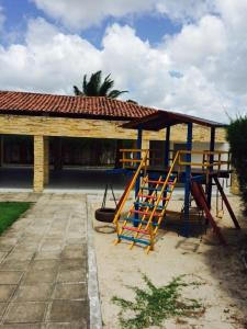 Children's play area at Residencial Horizonte Tropical