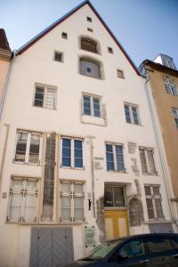 Hoone, kus apartement asub
