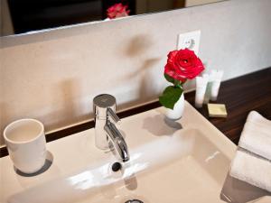 Ванная комната в Boardinghouse Bielefeld