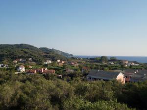Villa Helen iz ptičje perspektive