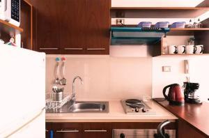 Una cocina o zona de cocina en Alejandro Aliste Nº7