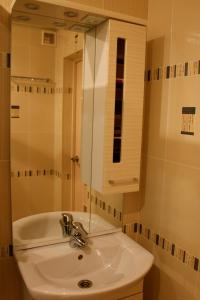 A bathroom at Nord City Sysolskoye Shosse 19