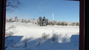 Háj 155 during the winter