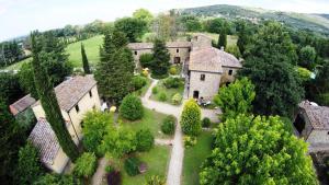 Vista aerea di Residence Il Casale