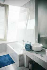 Ein Badezimmer in der Unterkunft Living Vienna City Center