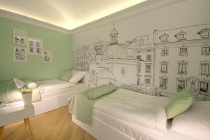 A room at Toop Apartamenty