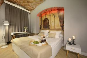 Spa and/or other wellness facilities at Toop Apartamenty