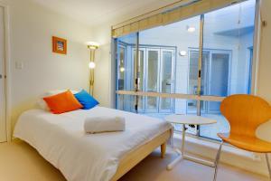 A room at Cottesloe Contemporary Villa