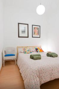 Una habitación en ROSA! Bairro Alto Concept Apartments
