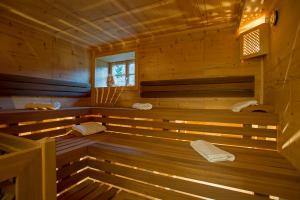 Spa and/or other wellness facilities at Silentium Dolomites Chalet since 1600