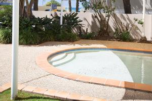 The swimming pool at or near BreakFree Longbeach Resort