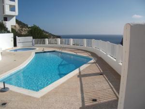 The swimming pool at or near El Dango 2