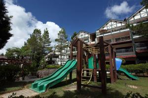 Children's play area at Natasya Resort