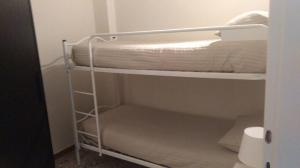 A bunk bed or bunk beds in a room at Da Beatrice